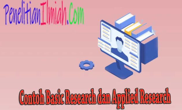 Research dan Applied Research