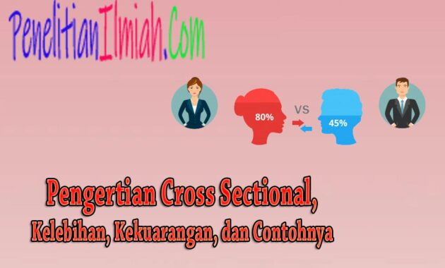 Cross Sectional Adalah