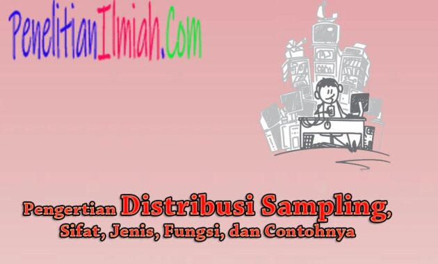 Distribusi Sampling Adalah