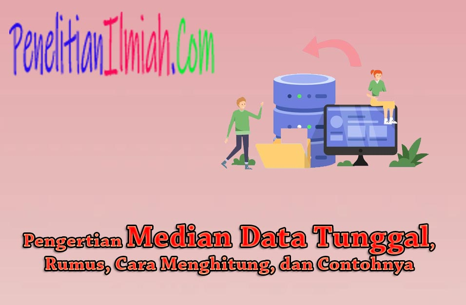 Median Data Tunggal